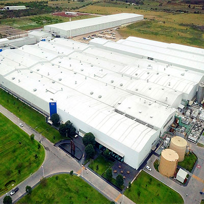 PiSA building - Contract Manufacturing